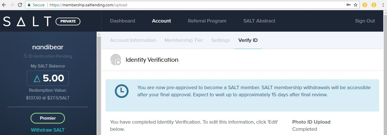 salt-lending-you-must-verify-your-id-before-you-can-access-this-feature-of-this-site-you-must-verify-your-identity-before-wthdraw-salt-coin-wait-approximately-15-days-after-final-review-nandibear.com-luke-2018
